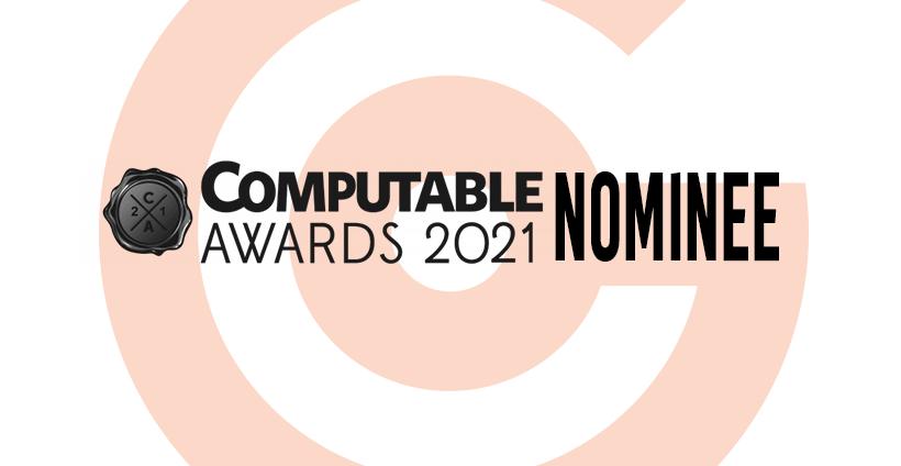 Computable Detachering en Recruitment Awards 2021 nominatie